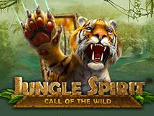 Игровой автомат Jungle Spirit: Call Of The Wild от Netent