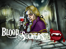 Аппарат Blood Suckers в казино Point Loto