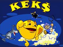 Игровой аппарат Keks в Поинт Лото казино