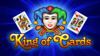 Онлайн-аппарат Король Карт в казино Поинтлото