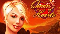 Онлайн-автомат Queen of Hearts в казино Поинт Лото