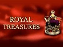 Royal treasures автомат