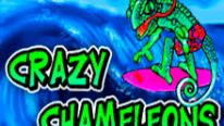 Онлайн-автомат Crazy Chameleons в казино Поинтлото