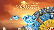 Игровой автомат Mega Fortune Dreams в Point Loto