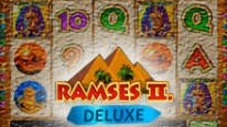 Аппарат Рамзес II Делюкс в казино Поинтлото