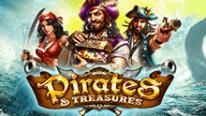 Онлайн автомат Пиратское Сокровище в Pointloto