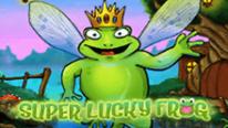 Автомат Супер Удачливая Лягушка в казино Поинтлото