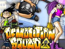 Игровой аппарат Demolition Squad в Поинтлото