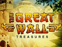 Аппарат The Great Wall Treasure в казино Поинтлото