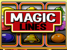 Онлайн автомат Магические Линии в Pointloto