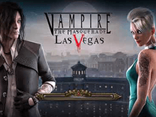 Игровой автомат Вампир: Маскарад – Лас-Вегас в казино Point Loto