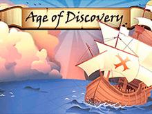 Автомат Age Of Discovery в Поинтлото казино
