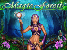 Онлайн-автомат Magic Forest в Pointloto казино